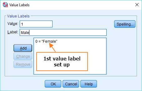 Value Labels