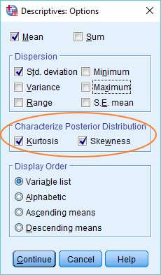 Skewness Option